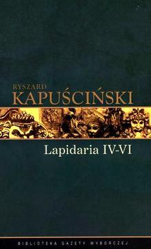 Lapidaria IV-VI