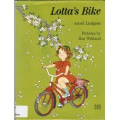 Lotta's Bike by Astrid Lindgren