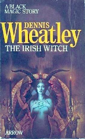 The Irish Witch (Roger Brook, #11) (Black Magic, #12)