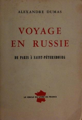 Voyage en Russie - De Paris A Saint-Pétersbourg