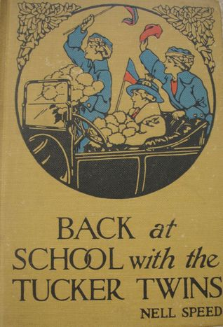 Back at School With the Tucker Twins (Tucker Twins, #3)