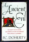 An Ancient Evil (Stories told on Pilgrimage from London to Canterbury, #1)