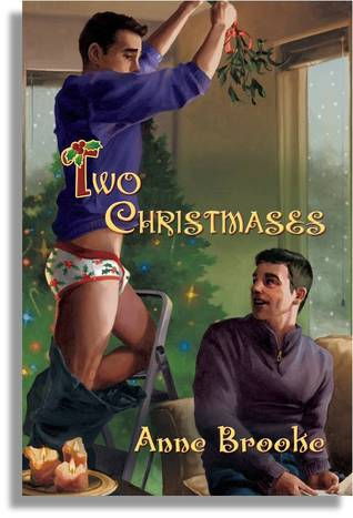 Two Christmases by Anne Brooke