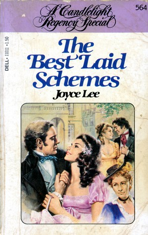 The Best Laid Schemes (Candlelight Regency #564)