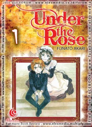 Under the Rose vol. 01 by Akari Funato