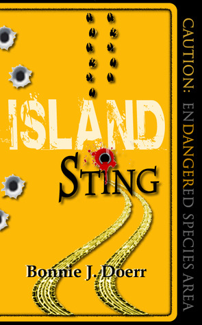 Island Sting by Bonnie J. Doerr