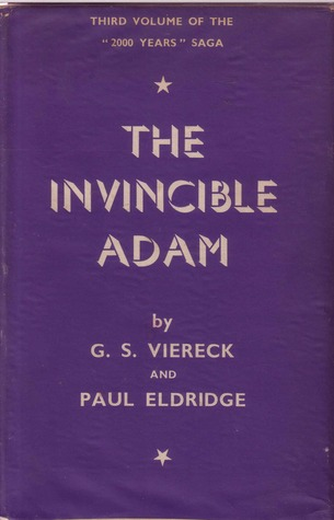 The Invincible Adam (2000 Years, #3)