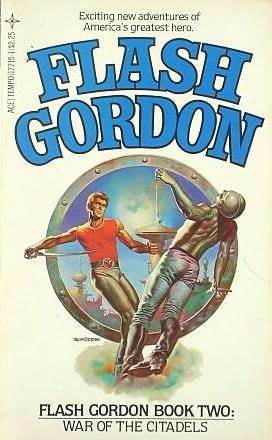 Flash Gordon Book Two by David Hagberg