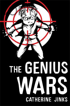 The Genius Wars by Catherine Jinks