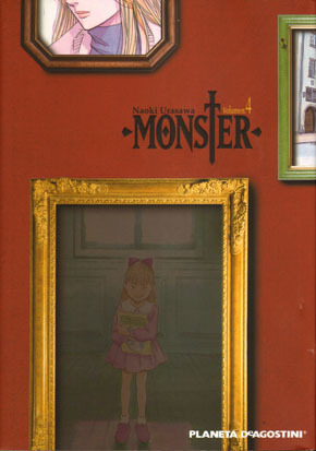 Naoki Urasawa's Monster, Volume 4 by Naoki Urasawa
