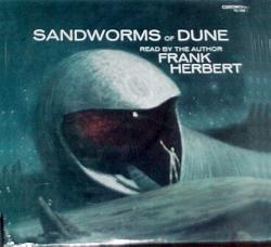 Sandworms of Dune by Brian Herbert