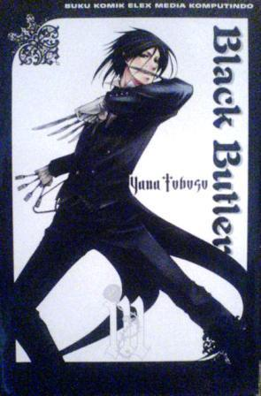 Black Butler, Vol. 3 by Yana Toboso
