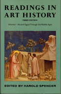 Readings in Art History, Volume 1: Ancient Egypt Through the Middle Ages