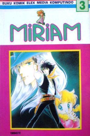 Miriam Vol. 3 by Kyoko Hikawa