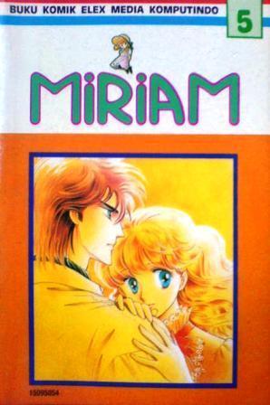 Miriam Vol. 5 by Kyoko Hikawa