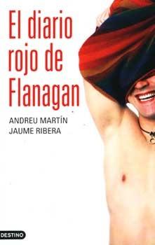 El diario rojo de Flanagan by Andreu Martín