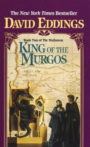 King of the Murgos (The Malloreon, #2)