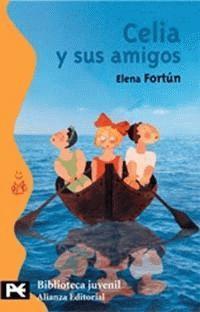 Celia y sus amigos by Elena Fortún