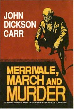 Merrivale, March and Murder (Sir Henry Merrivale, #23)
