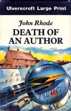 Death of an Author (Dr. Priestley, #45)