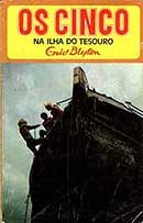 Os Cinco na Ilha do Tesouro by Enid Blyton