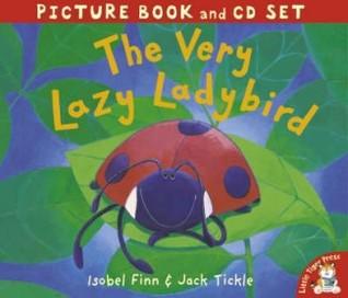 The Very Lazy Ladybird (Book & Cd)