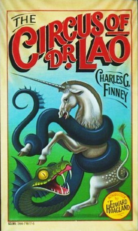 The Circus Of Dr Lao By Charles G Finney