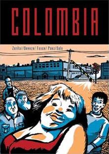 Colombia by Fabio Zurita
