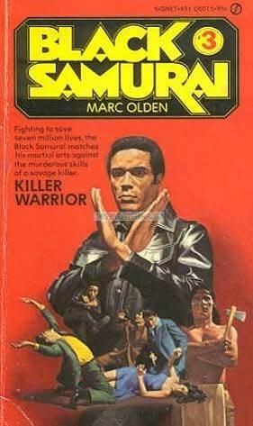 Killer Warrior (Black Samurai, #3)