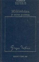Mithistórima y otros poemas by Giorgos Seferis