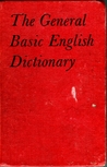 The General Basic English Dictionary
