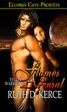 Flames of Arousal (Xylon Warriors, #3)