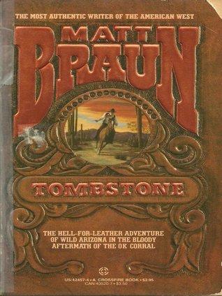 Tombstone (Luke Starbuck, #3)