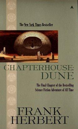 Chapterhouse by Frank Herbert