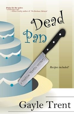 Dead Pan (Daphne Martin, #2)