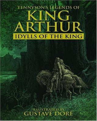 Legends of King Arthur by Alfred Tennyson