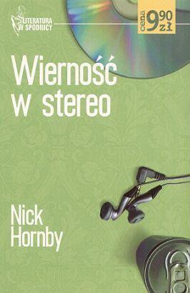 Wierność w stereo by Nick Hornby
