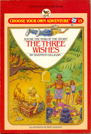 The Three Wishes by Shannon Gilligan