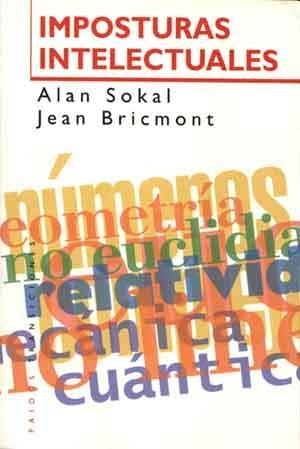Imposturas Intelectuales by Alan Sokal