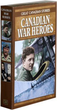Canadian War Heroes Gift Box Set