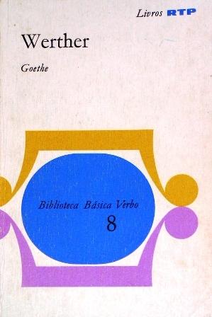 Werther by Johann Wolfgang von Goethe