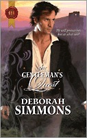 The Gentleman's Quest by Deborah Simmons