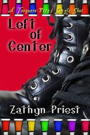 Left of Centre by Zathyn Priest