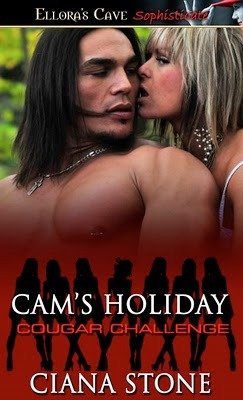 Cam's Holiday (Cougar Challenge, #7)
