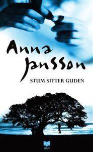 Stum sitter guden by Anna Jansson