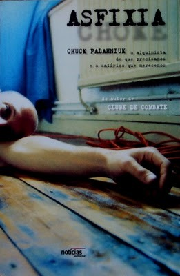 Asfixia by Chuck Palahniuk
