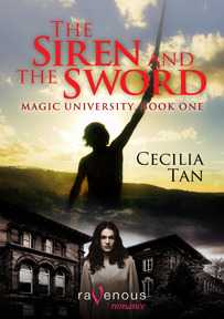 The Siren and the Sword                  (Magic University #1)