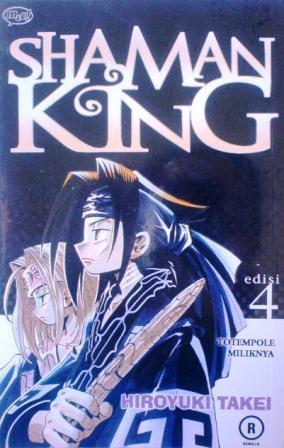 Shaman King 4: Totempole Miliknya