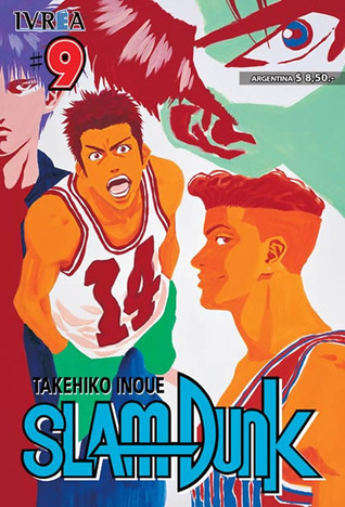 Slam dunk 9 par Takehiko Inoue