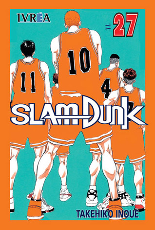 Slam Dunk #27 by Takehiko Inoue